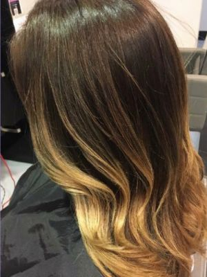 Balayage by Amanda Coleman at Salon Bella Vita  in Mars, PA 16046 on Frizo