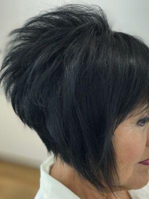 Womens Haircut By Daniel Borris