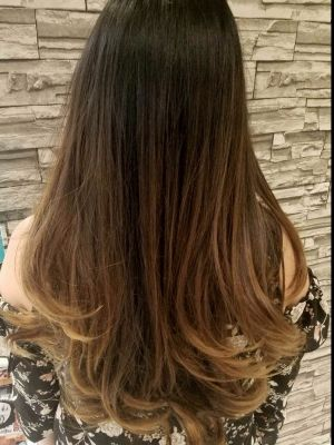 Ombre by Kathy Herskovits in Brooklyn, NY 11235 on Frizo