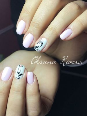 Shellac manicure by Oksana Rivera in Brooklyn, NY 11214 on Frizo