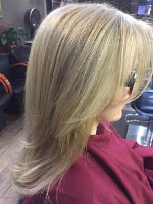Highlights by Caitlin McDonald at DonSuki Townhouse Salon in New York, NY 10021 on Frizo