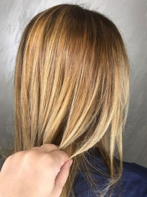 Balayage by Yekaterina Averina in Brooklyn, NY 11235 on Frizo