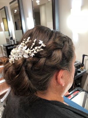 Bridal trial by Sam Smith at SamSmithStyle in Colorado Springs, CO 80911 on Frizo