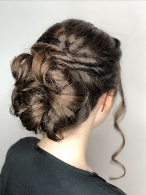 Updo by Sam Smith at SamSmithStyle in Colorado Springs, CO 80911 on Frizo