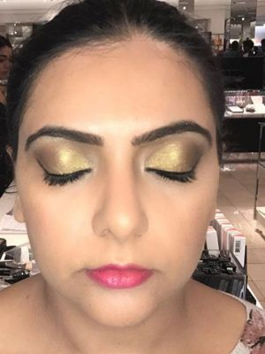 Evening makeup by Selena Pavlides in Deer Park, NY 11729 on Frizo