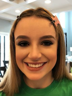 Prom makeup by Kat Evans in Omaha, NE 68154 on Frizo