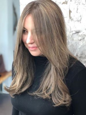 Balayage by Casie Morgan at Vu hair in New York, NY 10019 on Frizo