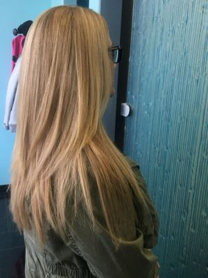 Extensions by Shannon Hassett Heinrich at Tortuga spa ans salon in Redlands, CA 92374 on Frizo