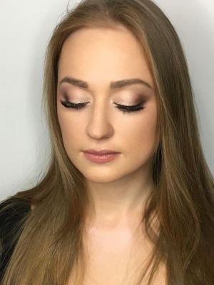 Bridal trial makeup by Valeria Leshkevich at U-Mode in Brooklyn, NY 11235 on Frizo