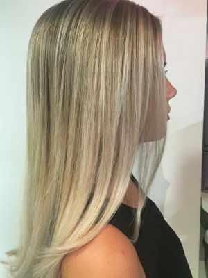 Highlights by Anna Godunova at U-Mode in Brooklyn, NY 11235 on Frizo